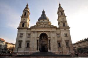 St. Stephans Basilika in Budapest