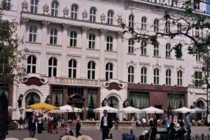 cafe Gerbeaud Budapest