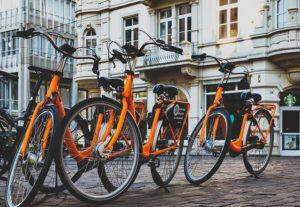 Budapest bei einer geführten Radtour