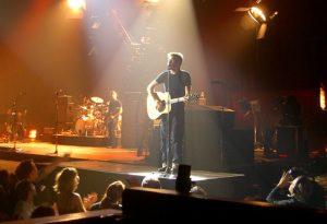 Bryan Adams concert Budapest