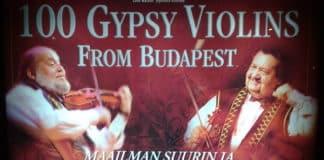Neujahrskonzert des 100 Gypsy Violins Orchester