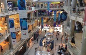 Einkaufszentren Budapest