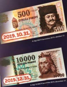 Forint Ungarische Währung