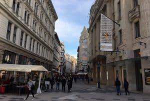 Vaci - Budapest