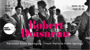 Robert Doisneau: Von Paris nach Palm Springs.